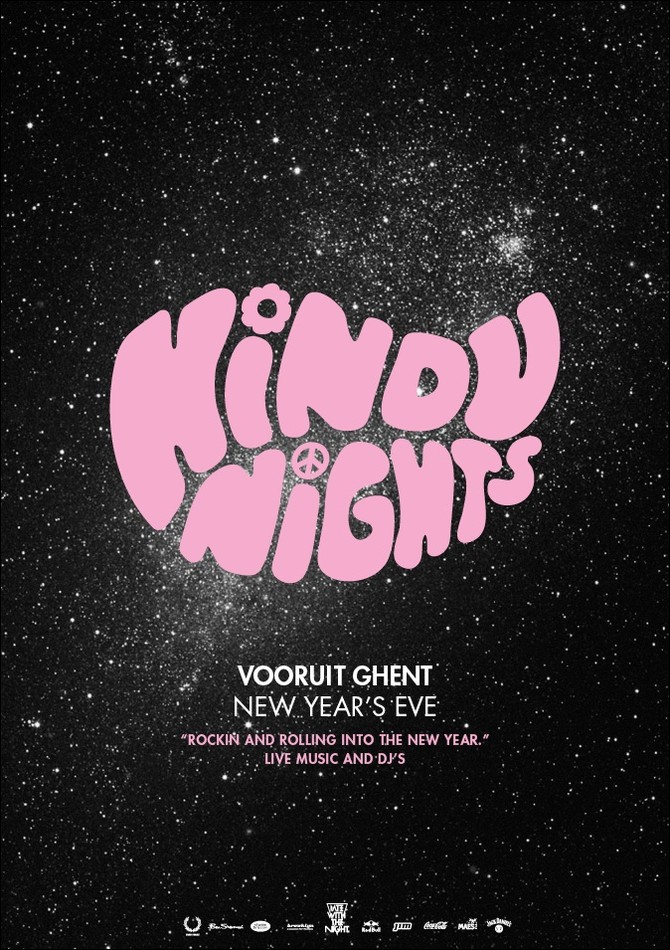 Hindu Nights NYE - Mon 31-12-12, Kunstencentrum Vooruit