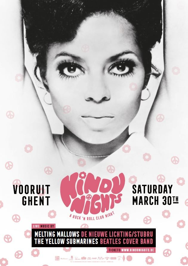 HiNDU NiGHTS - Sat 30-03-19, Kunstencentrum Vooruit